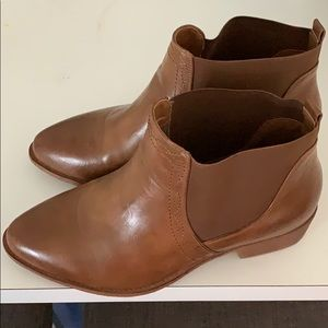 Torrid Brown Boots 11W 😎